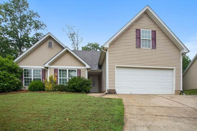 3409 Old Oak Ridge, Gainesville, GA 30507 (MLS #6729632) :: The Zac Team @ RE/MAX Metro Atlanta