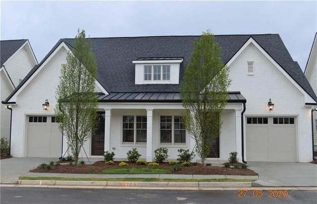 4978 Noble Village Way #27, Lilburn, GA 30047 (MLS #6729652) :: Vicki Dyer Real Estate