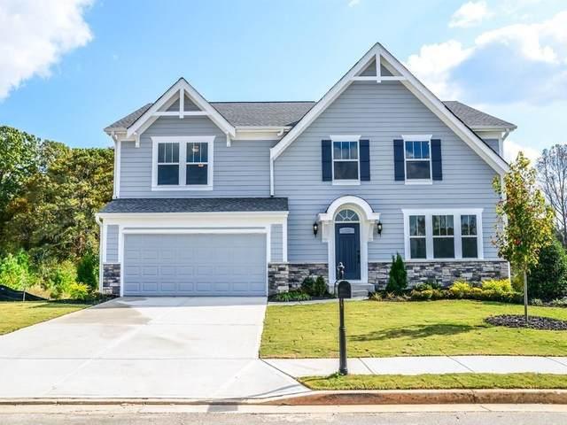 3750 Thackary Drive, Powder Springs, GA 30127 (MLS #6729684) :: Kennesaw Life Real Estate