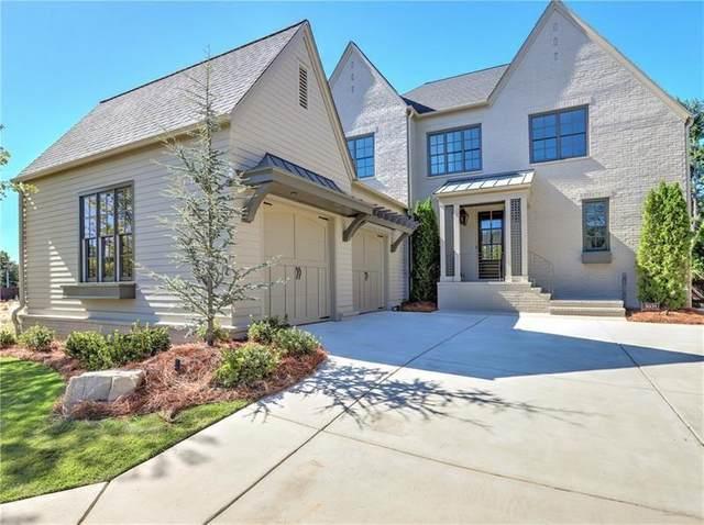 3931 Cash Landing, Marietta, GA 30066 (MLS #6729685) :: Path & Post Real Estate