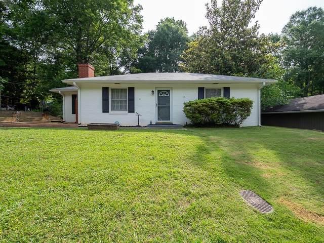 2291 Old Spring Road SE, Smyrna, GA 30080 (MLS #6729697) :: Kennesaw Life Real Estate