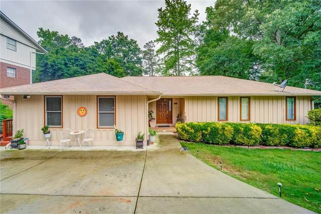 1369 Vine Street NE, Gainesville, GA 30501 (MLS #6729716) :: The Zac Team @ RE/MAX Metro Atlanta
