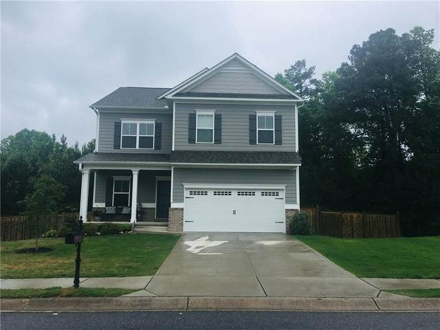 174 Orange Circle, Dawsonville, GA 30534 (MLS #6729725) :: Thomas Ramon Realty