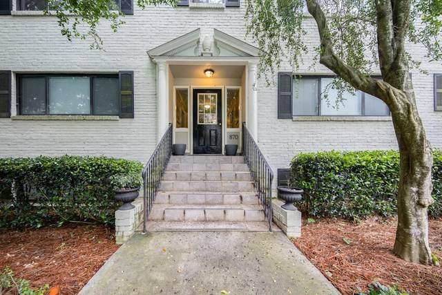 870 Glendale Terrace NE #3, Atlanta, GA 30308 (MLS #6729728) :: Lakeshore Real Estate Inc.