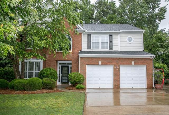 2820 Rockvale Court, Alpharetta, GA 30004 (MLS #6729735) :: The Zac Team @ RE/MAX Metro Atlanta