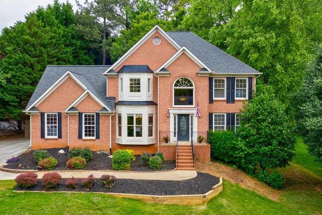 6120 Braidwood Lane NW, Acworth, GA 30101 (MLS #6729776) :: Thomas Ramon Realty
