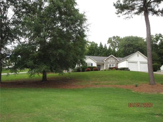 8460 River Hill Commons Drive, Ball Ground, GA 30107 (MLS #6729789) :: Path & Post Real Estate