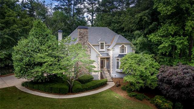 820 Thermopylae Court, Alpharetta, GA 30005 (MLS #6729795) :: Todd Lemoine Team