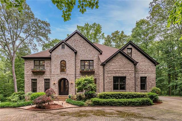 4810 Old Alabama Road, Johns Creek, GA 30022 (MLS #6729812) :: Compass Georgia LLC