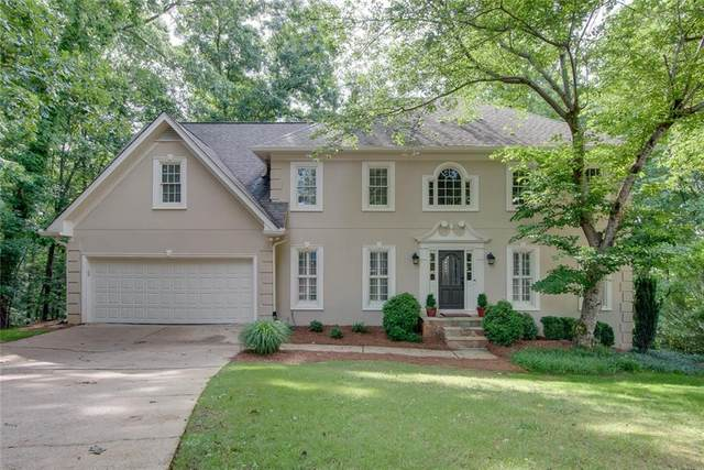 510 Argylls Crest, Alpharetta, GA 30022 (MLS #6729824) :: Path & Post Real Estate