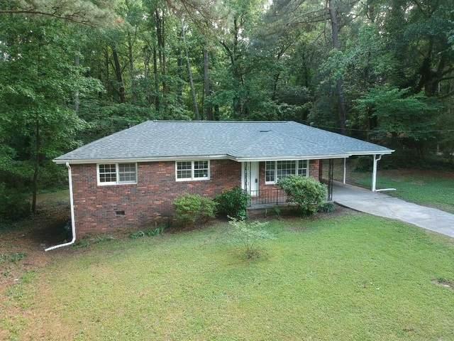 633 Long Circle NW, Lawrenceville, GA 30044 (MLS #6729844) :: Rock River Realty