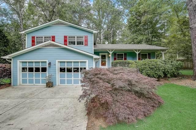 145 Trickum Hills Drive, Woodstock, GA 30188 (MLS #6729850) :: Thomas Ramon Realty