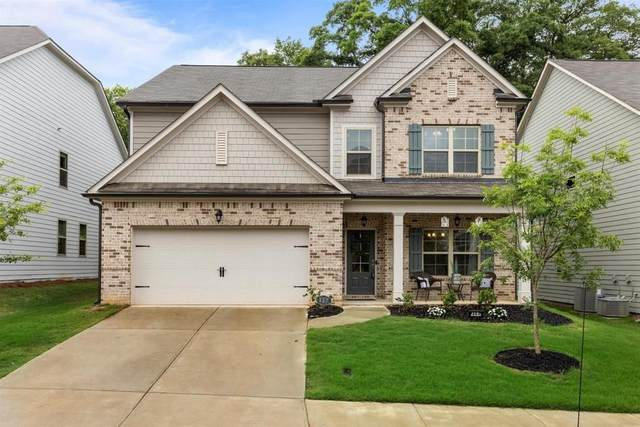 117 Avery Landing Way, Holly Springs, GA 30115 (MLS #6729872) :: The Cowan Connection Team