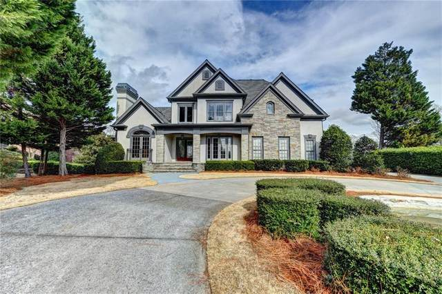 5925 Stoneleigh Drive, Suwanee, GA 30024 (MLS #6729875) :: The Zac Team @ RE/MAX Metro Atlanta