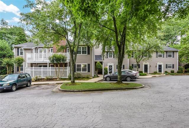 1750 Clairmont Road #21, Decatur, GA 30033 (MLS #6729877) :: Lakeshore Real Estate Inc.