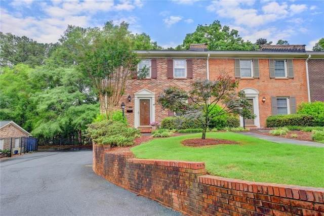 1669 Executive Park Lane NE, Brookhaven, GA 30329 (MLS #6729880) :: Lakeshore Real Estate Inc.