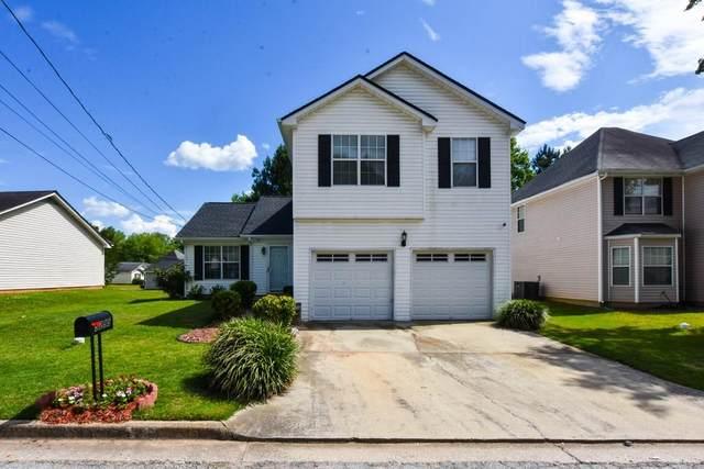 5295 Salem Springs Drive, Lithonia, GA 30038 (MLS #6729886) :: Rock River Realty