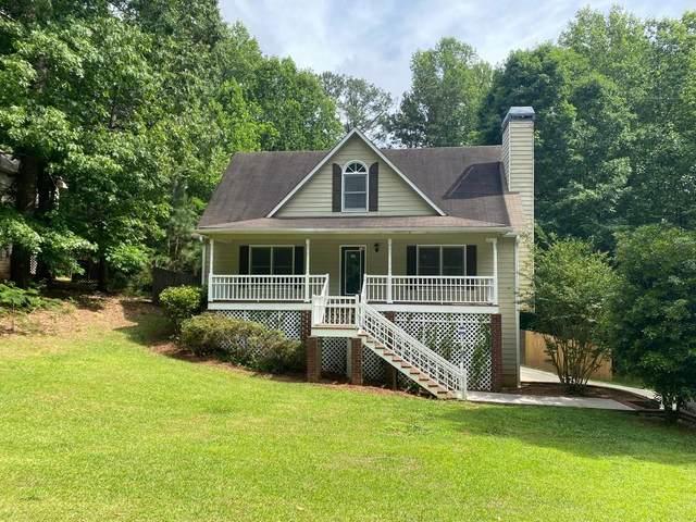 75 Cypress Drive, Dallas, GA 30157 (MLS #6729893) :: Kennesaw Life Real Estate