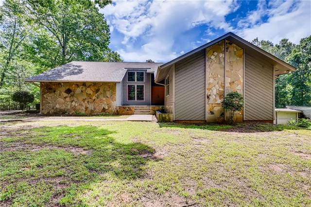 460 Woodland Road, Fayetteville, GA 30214 (MLS #6729909) :: The Hinsons - Mike Hinson & Harriet Hinson