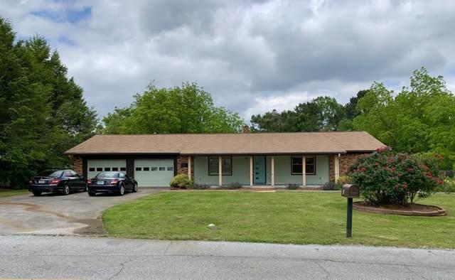 59 Moores Drive, Dahlonega, GA 30533 (MLS #6729914) :: The Heyl Group at Keller Williams