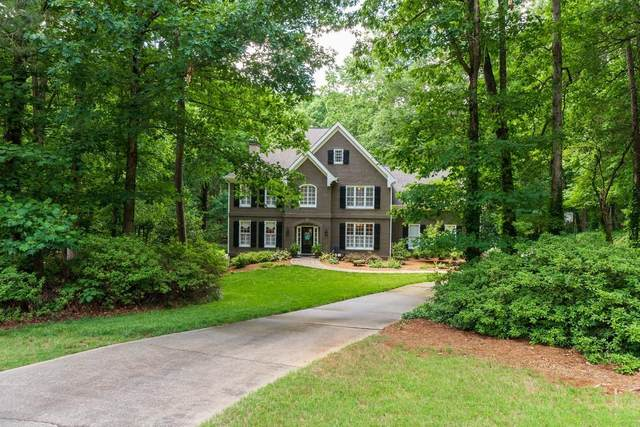 5000 Barnwood Terrace NW, Kennesaw, GA 30152 (MLS #6729918) :: RE/MAX Prestige