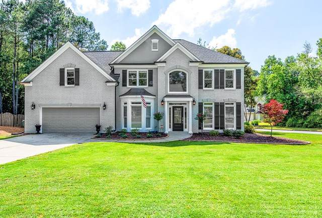 10980 Pennbrooke Crossing, Johns Creek, GA 30097 (MLS #6729919) :: The Cowan Connection Team