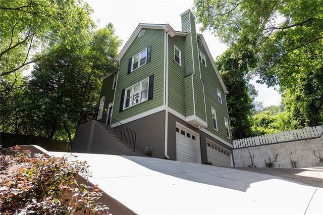 1900 Harper Road NW, Atlanta, GA 30318 (MLS #6729937) :: North Atlanta Home Team