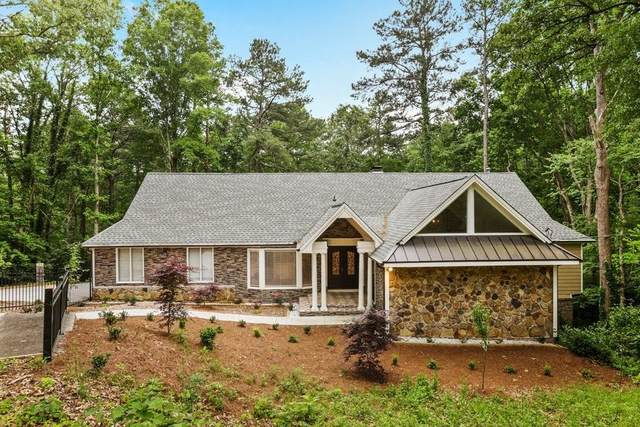 1268 Timberland Drive SE, Marietta, GA 30067 (MLS #6729991) :: The Zac Team @ RE/MAX Metro Atlanta