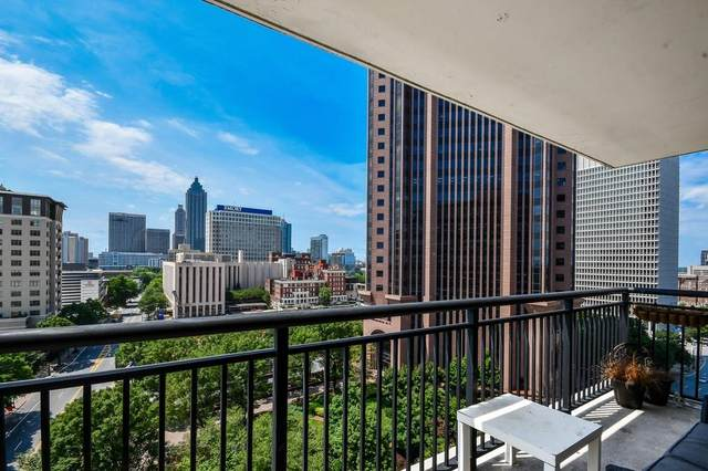 620 Peachtree Street NE #1205, Atlanta, GA 30308 (MLS #6730004) :: The Zac Team @ RE/MAX Metro Atlanta