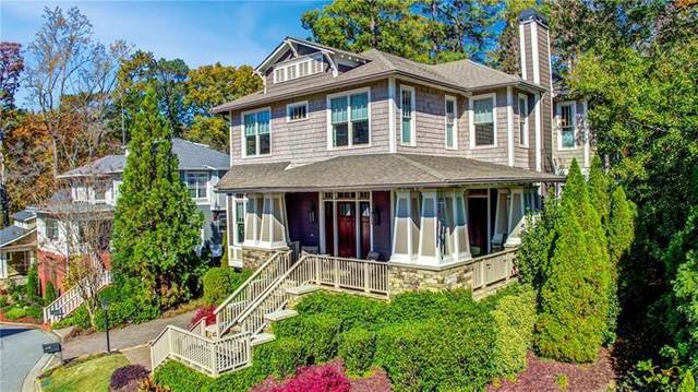 1551 Markan Drive NE, Atlanta, GA 30306 (MLS #6730011) :: Thomas Ramon Realty