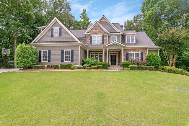 603 Chestatee Creek Drive NW, Acworth, GA 30101 (MLS #6730014) :: Thomas Ramon Realty