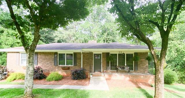226 Deerwood Circle SE, Smyrna, GA 30082 (MLS #6730023) :: BHGRE Metro Brokers