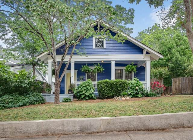 1344 Hardee Street NE, Atlanta, GA 30307 (MLS #6730024) :: The Heyl Group at Keller Williams