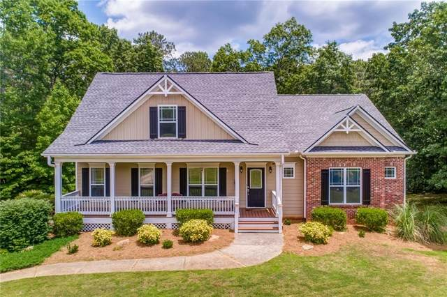 505 Custer Way, Canton, GA 30114 (MLS #6730060) :: Charlie Ballard Real Estate