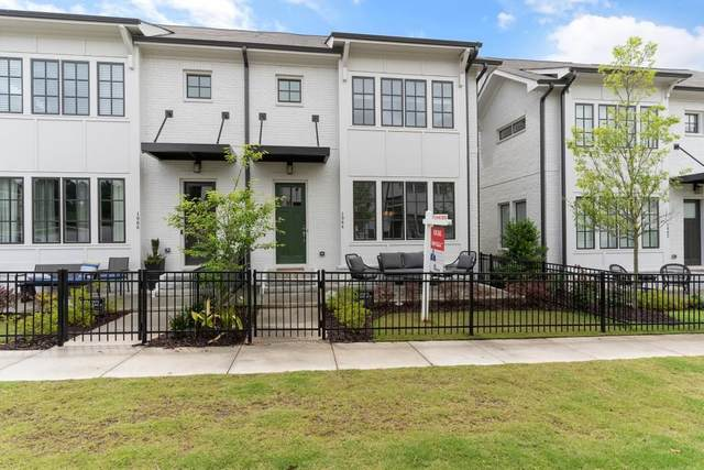 1964 Summit Trace Circle NW #448, Atlanta, GA 30318 (MLS #6730082) :: The Heyl Group at Keller Williams