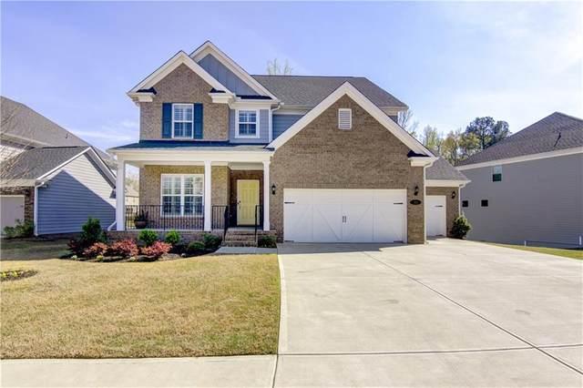 111 Fairgate Drive, Peachtree City, GA 30269 (MLS #6730095) :: North Atlanta Home Team