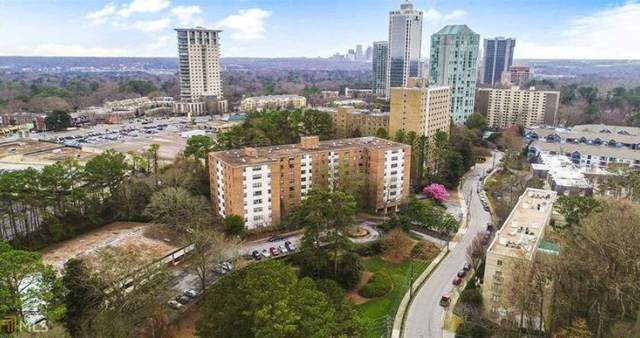 2965 Pharr Court South NW #102, Atlanta, GA 30305 (MLS #6730098) :: The Realty Queen & Team