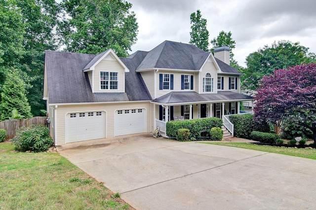 405 Oliver Drive, Dallas, GA 30101 (MLS #6730110) :: Kennesaw Life Real Estate