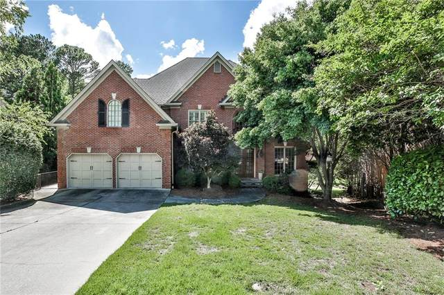 1856 Grist Stone Court NE, Atlanta, GA 30307 (MLS #6730118) :: The Butler/Swayne Team
