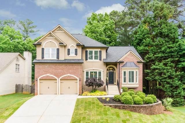 1615 Gladewood Drive, Alpharetta, GA 30005 (MLS #6730124) :: RE/MAX Prestige