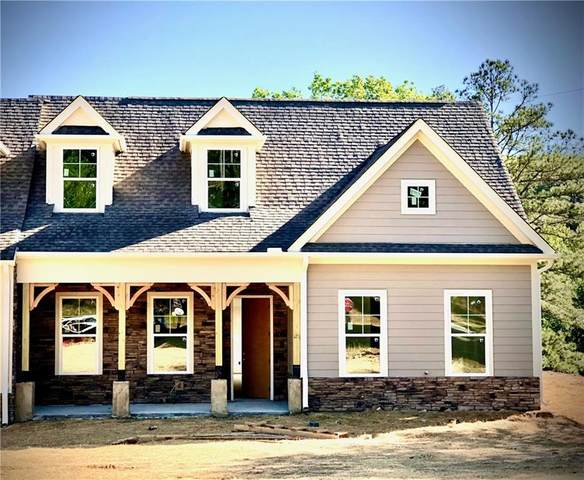 128 Arrowridge, Waleska, GA 30183 (MLS #6730136) :: RE/MAX Prestige