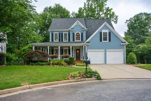 1445 Merrifield Lane, Marietta, GA 30062 (MLS #6730143) :: RE/MAX Prestige