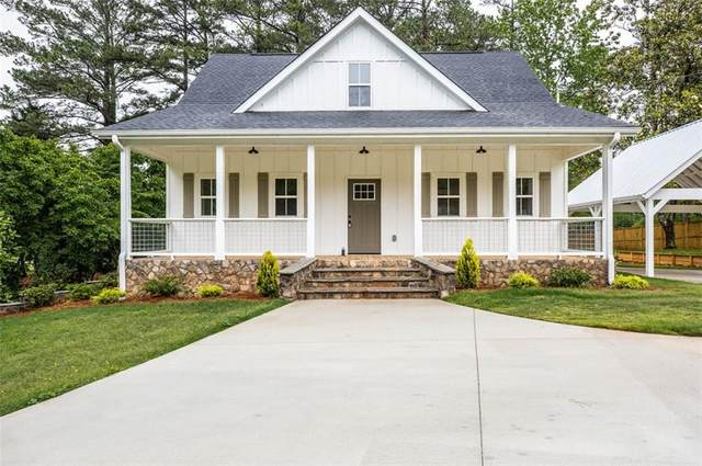 102 Shady Hollow, Bremen, GA 30110 (MLS #6730189) :: The Heyl Group at Keller Williams