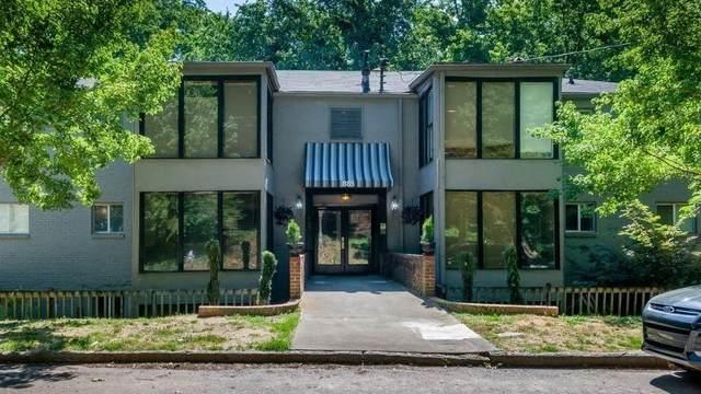 885 Glendale Terrace NE A3, Atlanta, GA 30309 (MLS #6730192) :: Keller Williams Realty Cityside