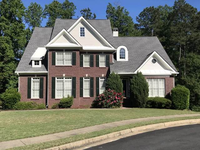 1130 Thistle Gate Path, Lawrenceville, GA 30045 (MLS #6730197) :: Thomas Ramon Realty