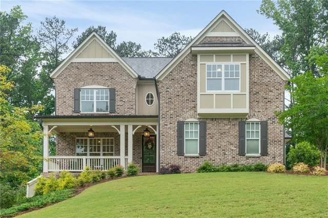 2417 Kingsley Drive, Marietta, GA 30062 (MLS #6730213) :: The Butler/Swayne Team