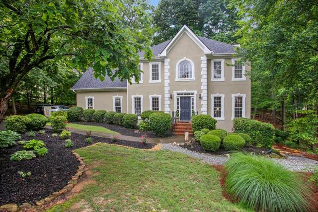 3200 Waters Mill Drive, Alpharetta, GA 30022 (MLS #6730224) :: RE/MAX Prestige