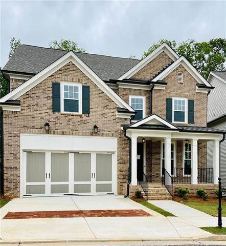 6578 Creekview Circle, Johns Creek, GA 30097 (MLS #6730225) :: Compass Georgia LLC