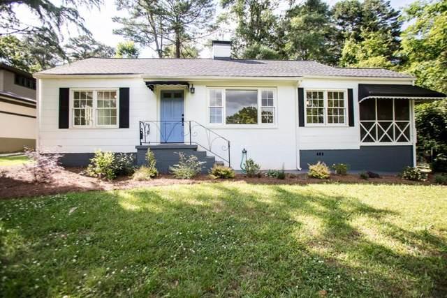 3200 Lavista Road, Decatur, GA 30033 (MLS #6730231) :: Path & Post Real Estate