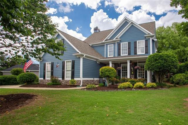 124 Windsong Trail, Canton, GA 30114 (MLS #6730264) :: Kennesaw Life Real Estate